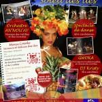 """Compagnie """"KA'DANSE DES ILES"""", spectacles et animations des îles, Antillaises, Créoles, Tropicales, orchestre, groupe, danseuses, DJ, percussions, ..."""