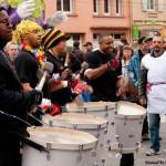 groupe défilé carnaval déambulation percussions danseuses antillais caribéen créole les îles tropical spectacle animations