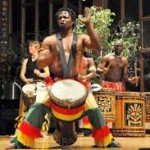 african music, spectacle, danseuse, concert, djembé, percussions, animation