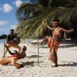 Show Limbo : animation, spectacle, danseurs, danseuses, chorégraphie, artistes, caraïbes, tropical, antillais, créole, africain, îles