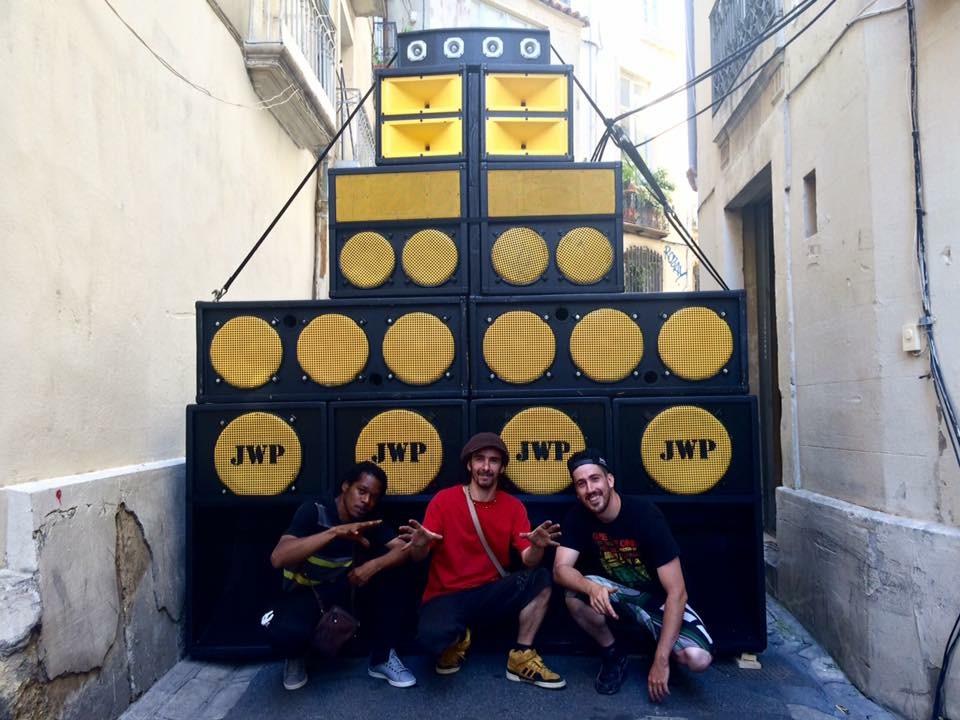 JWP SOUND SYSTEM